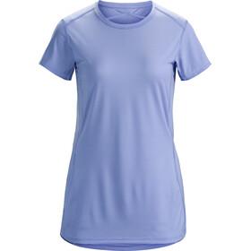Arc'teryx Phase SL Naiset Lyhythihainen paita , sininen
